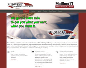 Midwest Printing and Bindery